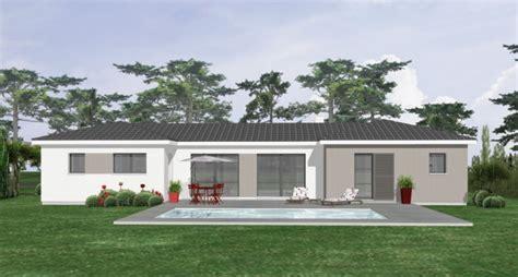 modeles de maisons modernes maison ga 239 a 105 maison moderne igc construction