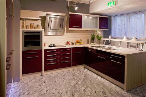 cuisine moderne en bois modele de cuisine moderne en bois