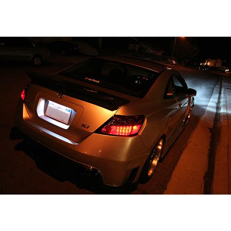 honda civic tail lights for sale 06 11 honda civic 2dr coupe ex lx si led tail lights