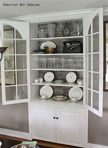 a simple diy cabinet update with pergo driven by decor With kitchen colors with white cabinets with laser cut wall art items