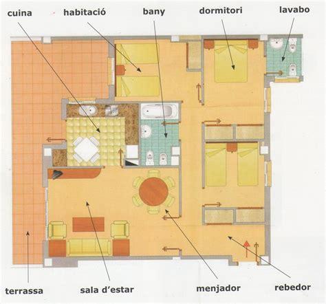 h m casa saps situar els objectes de la casa 171 parlem catal 224
