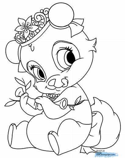 Coloring Palace Pets Pages Google Frozen Colouring