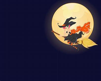 Witch Halloween Wallpapers Scary Wallpapersafari