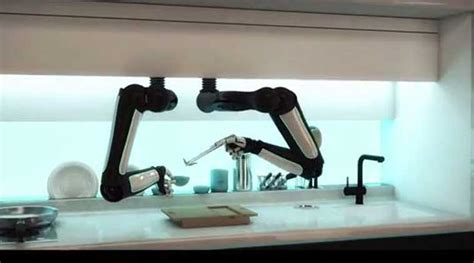 robo cuisine cooking a robo chef to prepare meals for you while