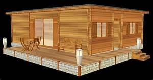 Prix Kit Maison Bois : exemples de prix de maisons bois ~ Premium-room.com Idées de Décoration