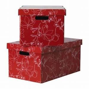 Boite A Cles Ikea : boites de rangements en plastique m tal bois et papier recycl ~ Teatrodelosmanantiales.com Idées de Décoration