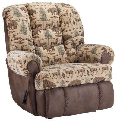 lane furniture comfortking deerbear granddaddy rocker