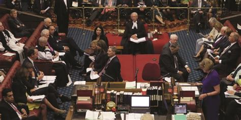 EXCL Lord Speaker calls for ban on new peers in bid to cut ...