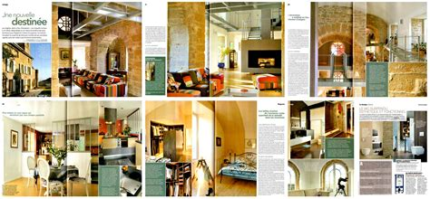 maison et travaux chambre publications dans la presse et magazines déco à lyon