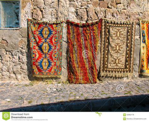 tappeti turchi prezzi tappeti turchi variopinti turchia fotografia stock