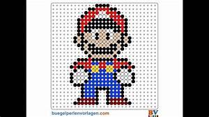 Bügelperlen Super Mario : b gelperlen vorlage anleitung 1 super mario bros youtube ~ Eleganceandgraceweddings.com Haus und Dekorationen