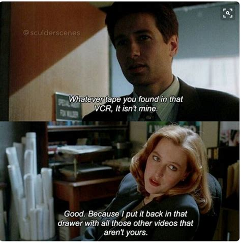 Xfiles Meme - super dank hand picked meme from the x files whatever tape you found