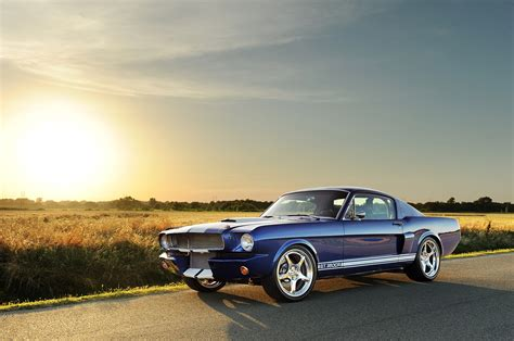 Shelby Gt350cr By Classic Recreations Revealed