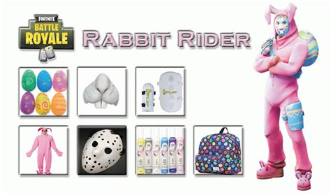 rabbit raider costume  fortnite find