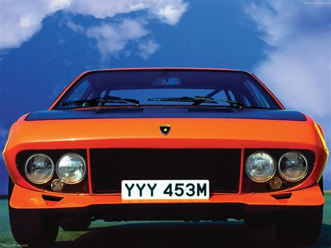 Lamborghini Jarama (1973) - picture 5 of 10