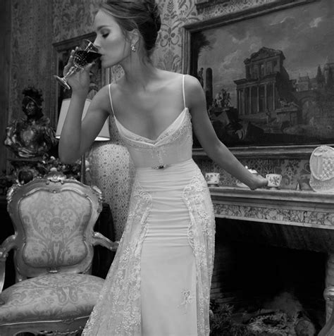 Couture Wedding Gowns From Inbal Dror