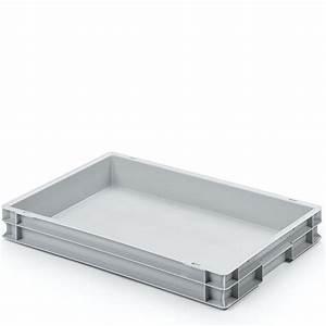 Küchentisch 60 X 60 : unista lagerboxen 60 x 40 x 7 5 cm schattec technischer handel 8 18 ~ Markanthonyermac.com Haus und Dekorationen