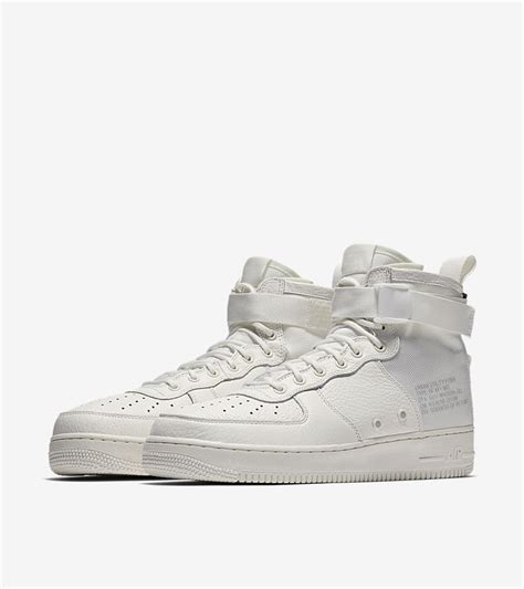 nike special field air force 1 mid quot triple ivory quot shoe