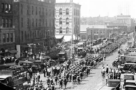 Vintage Chicago's 1919 Race Riot Monovisions