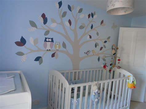 arbre déco chambre bébé peinture arbre chambre bebe raliss com