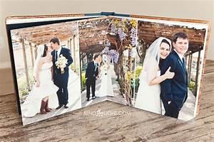 katy daves flush mount wedding album bend the light With best wedding photography books