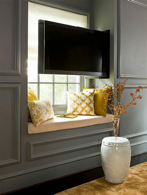 Windowsill Bay by Great Windowsill Ideas For More Comfort And Relaxation At