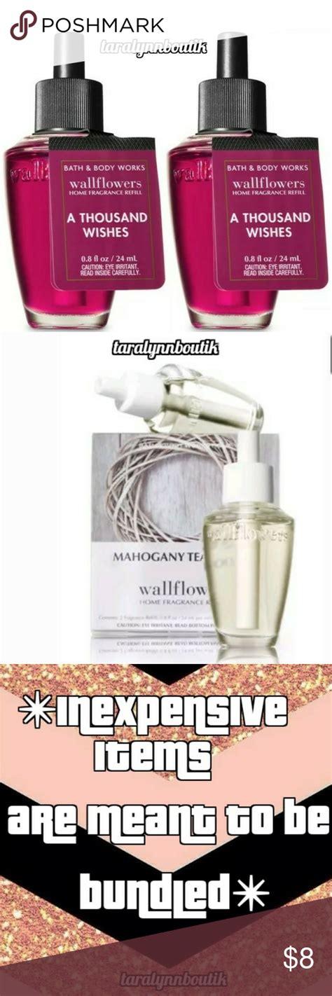 body bath works wallflowers choose single pack poshmark