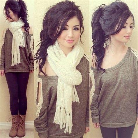 ideas  winter hairstyles  pinterest
