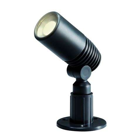 techmar alder 12v led garden spot light