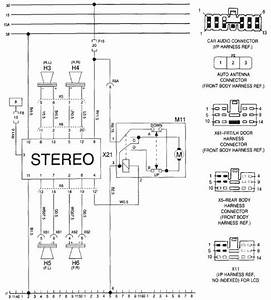 Chevy Lumina Radio Wiring Diagram