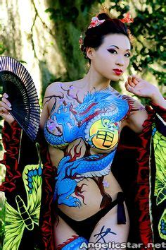 body paint  shell  pinterest body paint body