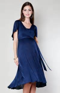 nursing dresses for wedding cocoon stillkleid velvet blue umstandshochzeitskleider abendgarderobe und partykleidung by