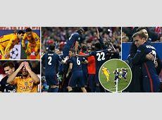 Barcelona vs Atletico Madrid Video Highlights
