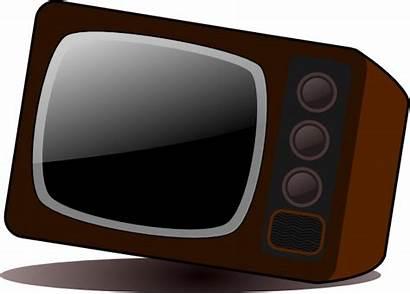 Clip Television Vector Tv Cartoon Clipart Svg
