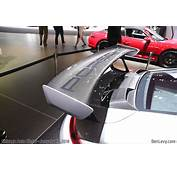 Porsche 911 GT2 RS Spoiler  BenLevycom
