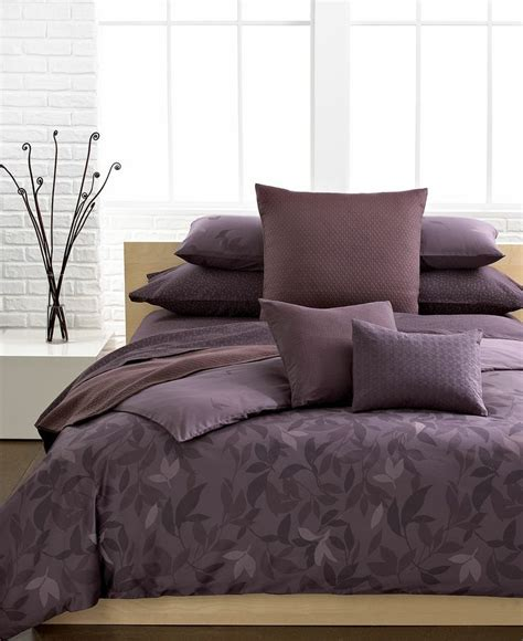 calvin klein bedding macys calvin klein elm comforter and duvet cover sets