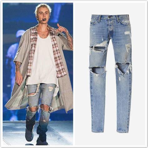 Fear of God Justin Bieber Jeans