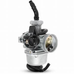 22mm Hand Choke Gas Carburetor Carb For 90cc 100cc 110cc