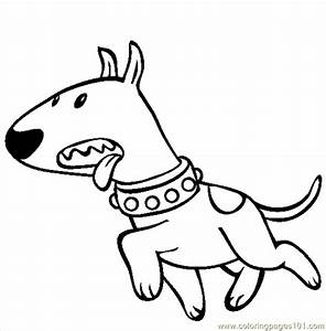 Baby Dog Coloring Pages | freecoloring4u.com