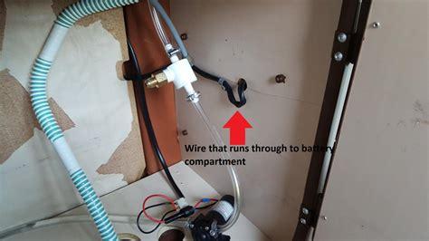 Thesamba Vanagon View Topic Wiring Shurflo
