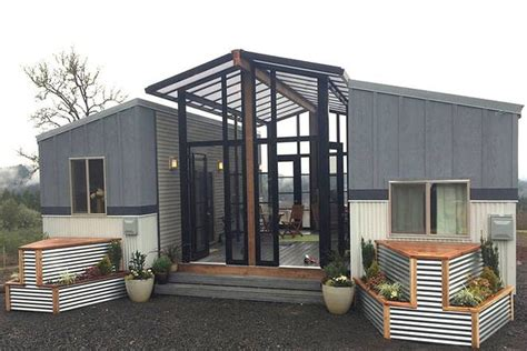 homes with sunrooms tiny houses and open air sunroom combine into one family home curbed