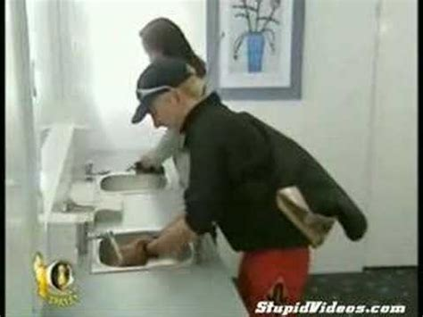 Bathroom Mirror Prank by Absolutely Hilarious Bathroom Mirror Prank