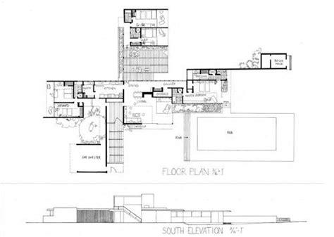 desert house plans kaufman desert house floor plan samford house