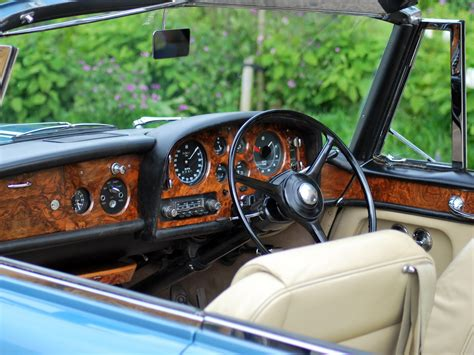 classic bentley interior 1962 bentley s3 continental convertible by mulliner park