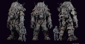 A arte destruidora de Titanfall | Jogos Impossíveis