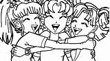Dork Diaries Coloring Pages Colouring Printable Tales Fabulous Jillian Wallpapers sketch template