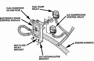 85 Chevy Fuel System Diagram