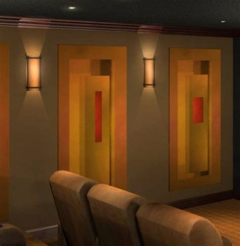 Media Room Wall Sconces by Sconce Home Theater Room Wall Sconces Home Theater Room