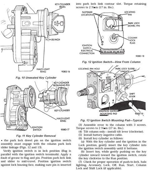 plz  ignition lock cylindertumbler  tensionno