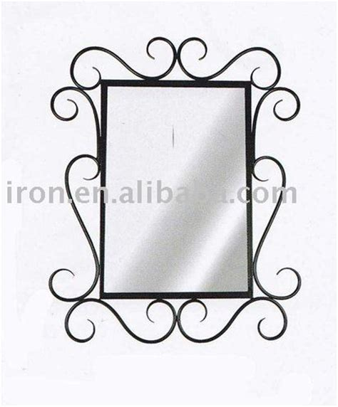 Wrought Iron Bathroom Mirror by 17 Best Images About Mirrors On Oval Mirror